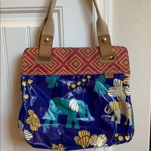 Fossil elephant bag! 🐘 💙💞